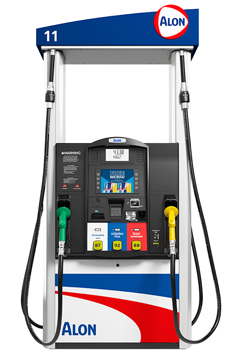 Alon-gilbarco-dispensers