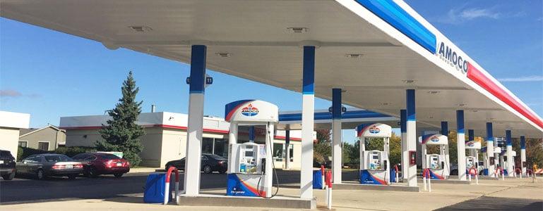 Amoco-Gas-Station