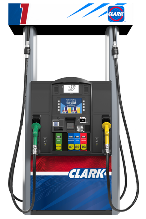 Clark-gilbarco-encore-gas-dispenser