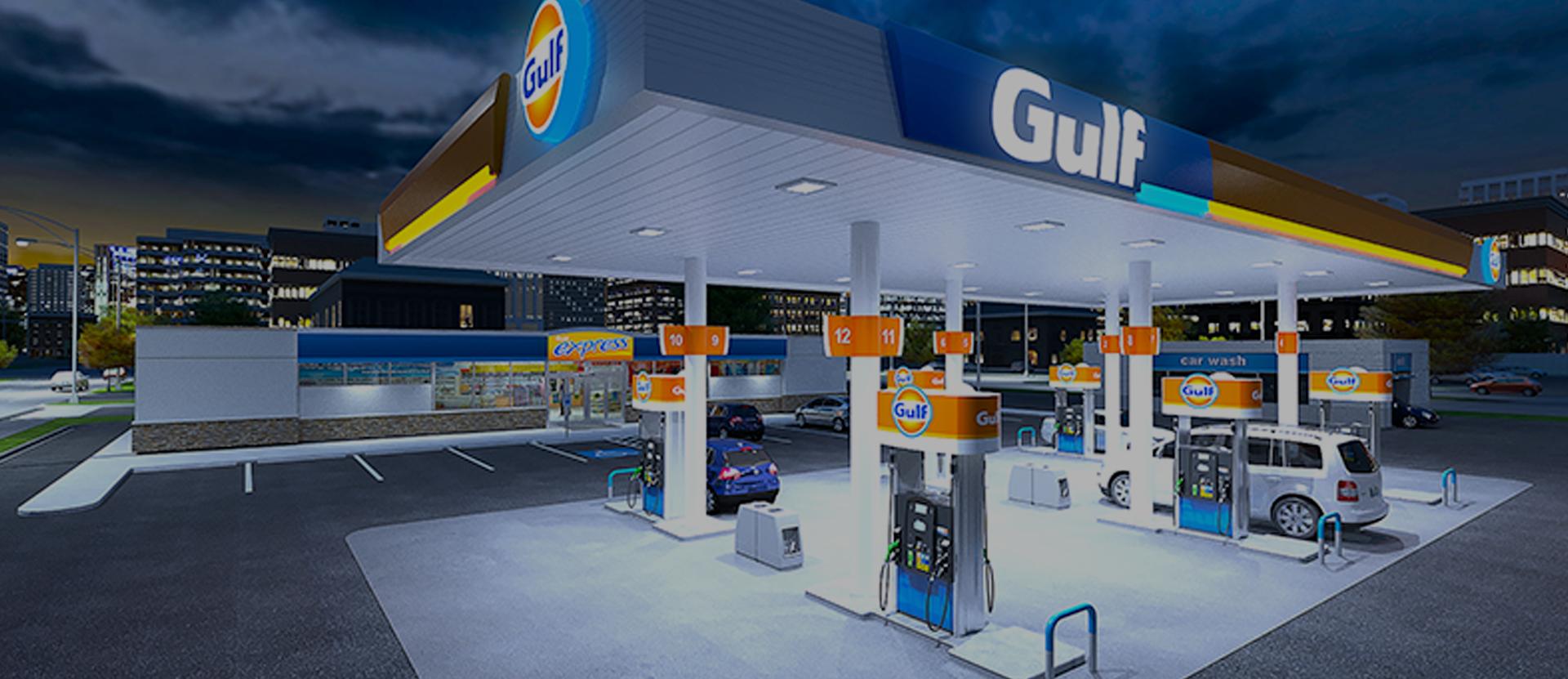 Gulf-Gilbarco-forecourt